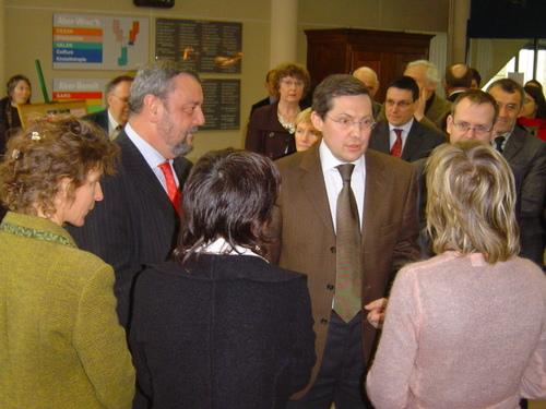 Philippe Bas, ministre délégué à la sécu sociale